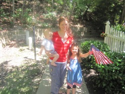 Happy 4th of July! (This is one year ago.)
